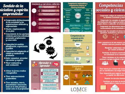 Competencias clave en la programación didáctica