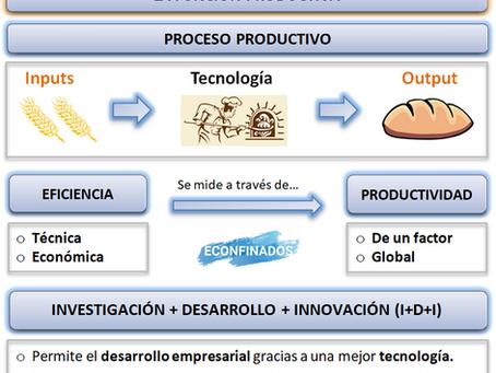 El proceso productivo