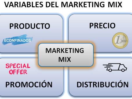 Marketing Mix. Elementos y ciclo de vida del producto