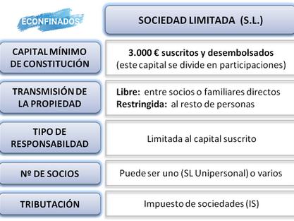La Sociedad Limitada (S.L.)