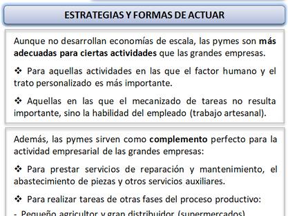 Pequeñas y medianas empresas (pymes)