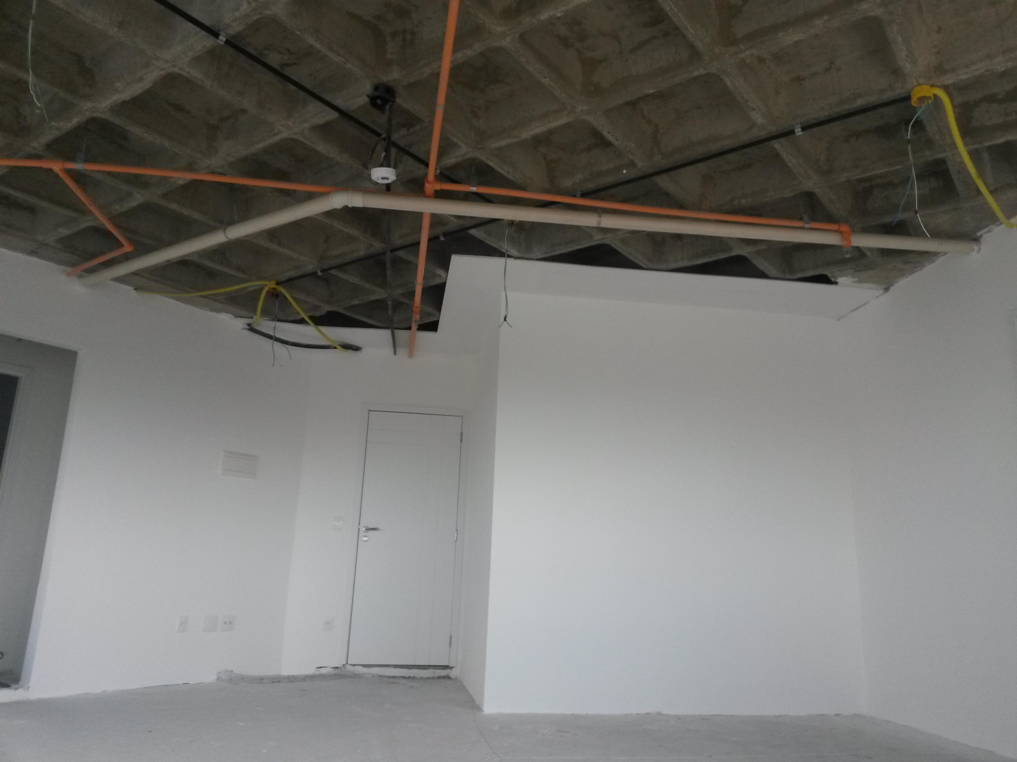 Foto do levantamento arquitetônico