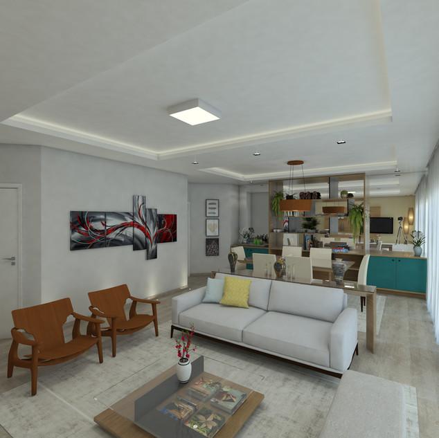 Apartamento Mondrian