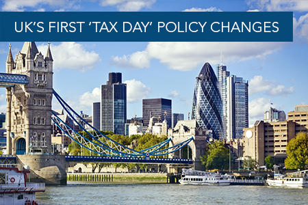 Consultations launched on UK's first Tax Day