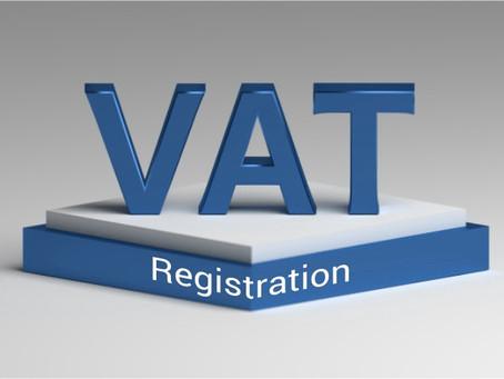 VAT registration delays