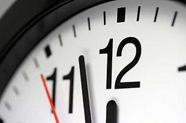 meet deadline