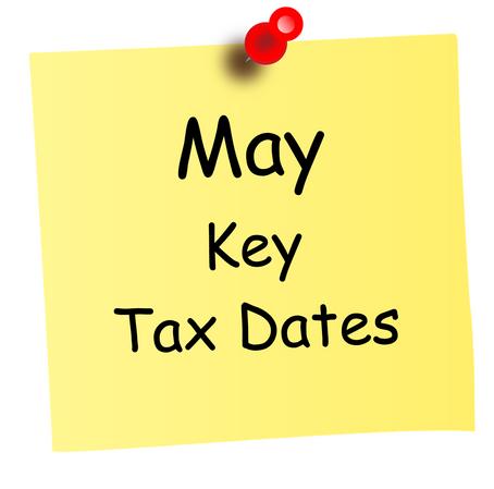 May - key tax dates
