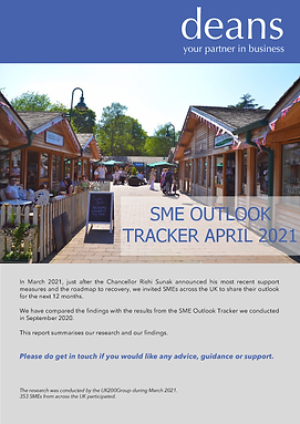 SME Outlook Tracker Summary Report - Mar