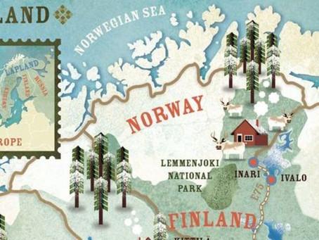 Deans Mission to Lapland