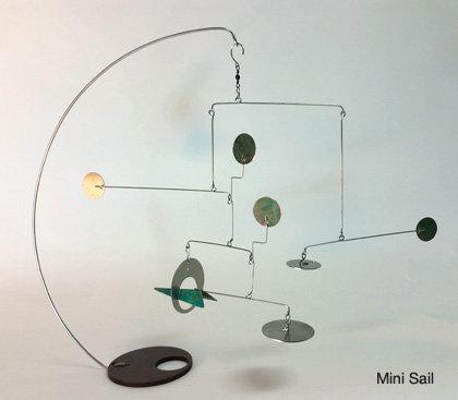 SAIL -  Mini with Base