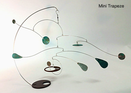 TRAPEZE - Mini with Stand