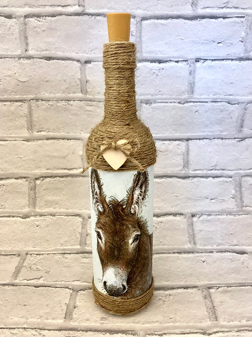 DONKEY LIGHT UP BOTTLE