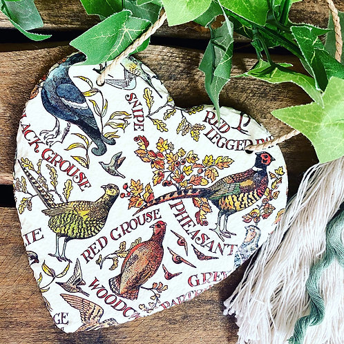 Emma Bridgewater Game Bird Plaque