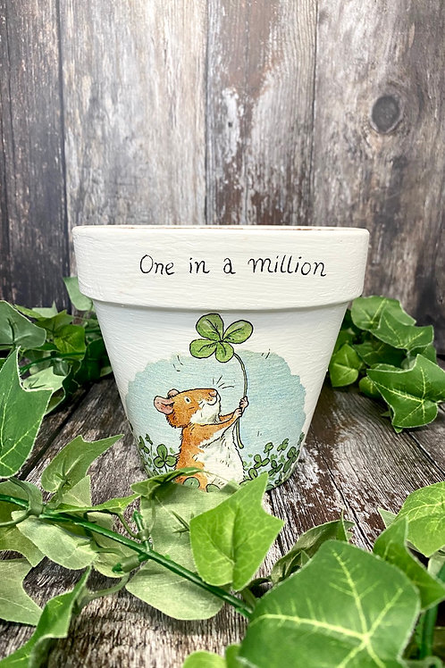 One In A Million Plant Pot