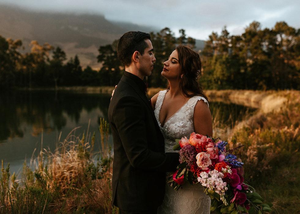 Rico and Nicole Laurent Lourensford Esta