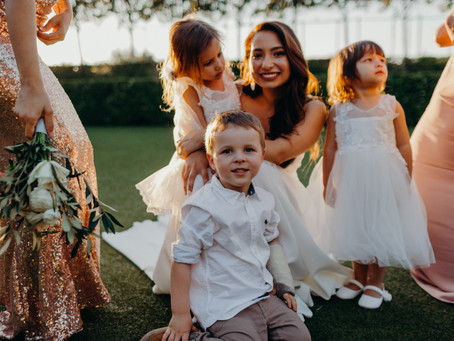 Wedding Myths: The no-kids policy