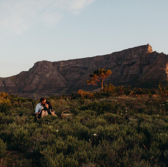 A TABLE MOUNTAIN PICNIC