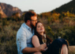 Storm and Greg Cape Town Engagement Sess