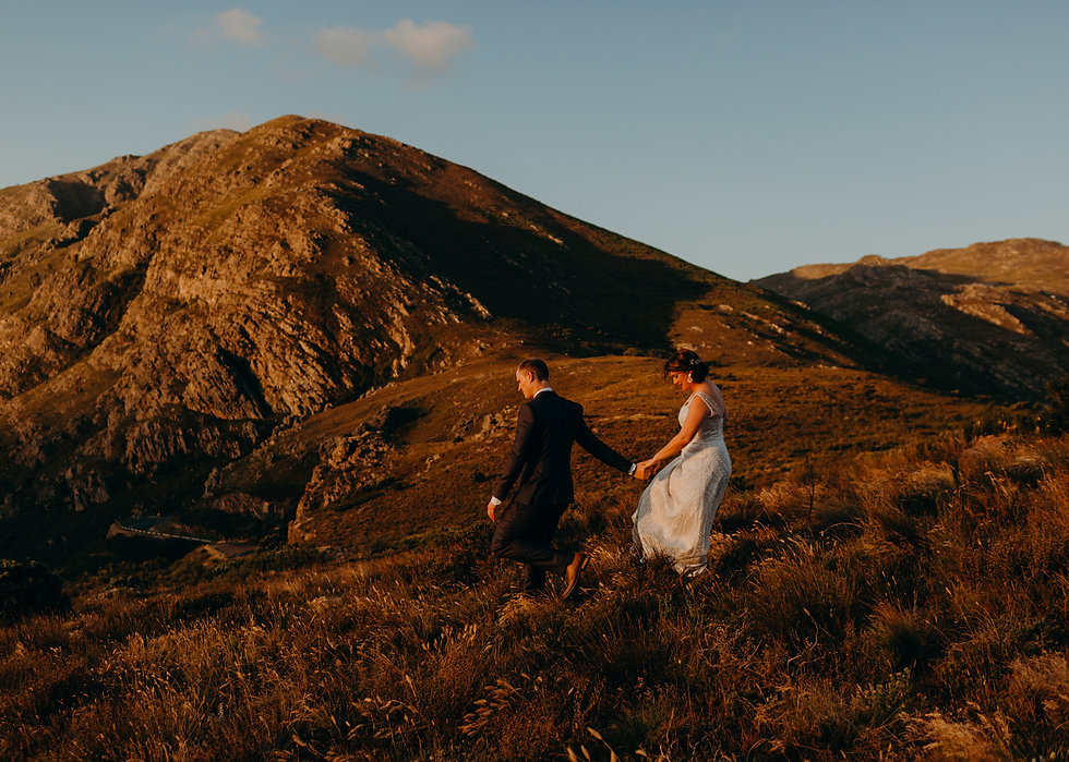 Colin and Martell Franschhoek Wedding Ma