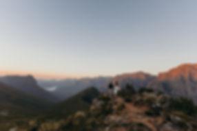 Simon and Imogen Franschhoek Mountains A