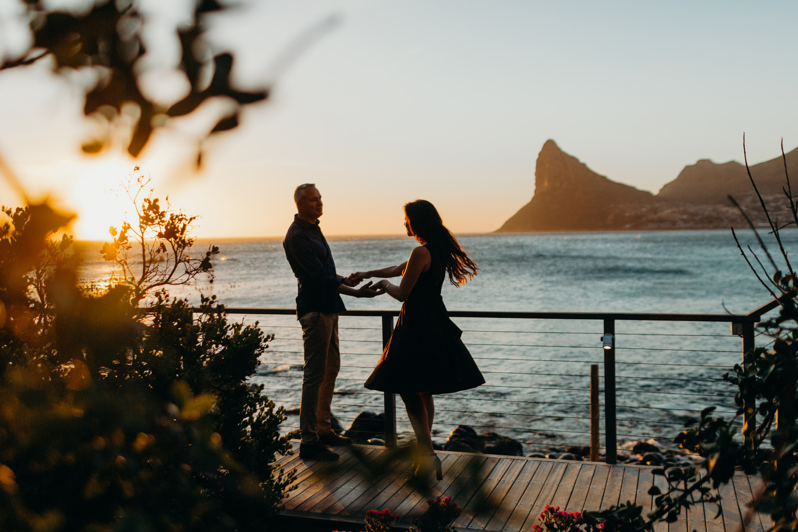 Valentine and Nina Tintswalo Engagement