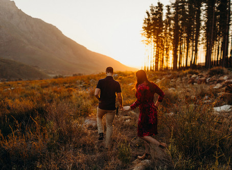 The best location in Cape Town for your Engagement Session