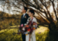 Yuri and Taishi Honeymoon Cape Town Marl