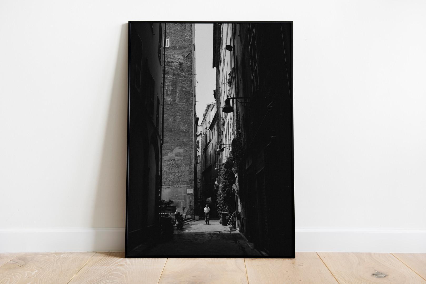 Sicily Poster Framed.jpg