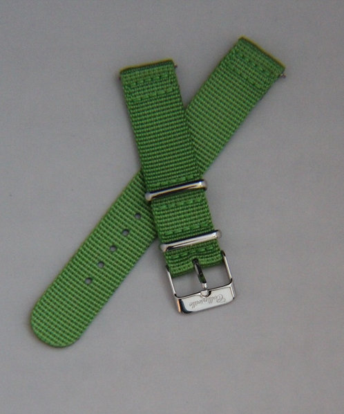 Toxic Green 20mm Quick Release Strap