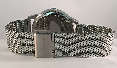 Stainless Steel Mesh 18mm Quick Release Band