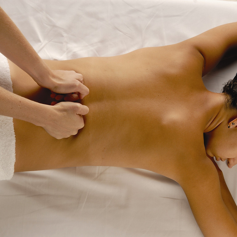 Clinical Massage for the Low Back, Abdomen and Hips (2)