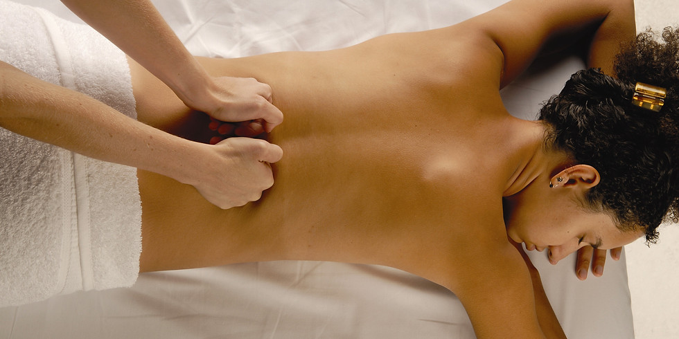 Clinical Massage for the Low Back, Abdomen and Hips