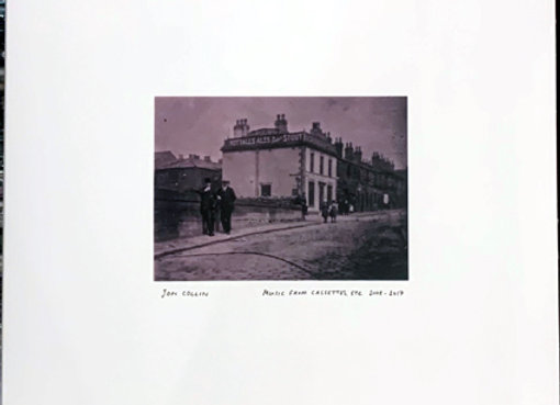 Jon Collin  I  Music From Cassettes, Etc.  (2008-2017) LP