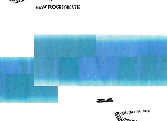 Masami's Kawaguchi's New Rock Syndicate & Kryssi Battalene  I  LP