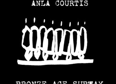 Antony Milton & Anla Courtis  I  Bronze Age Subway LP
