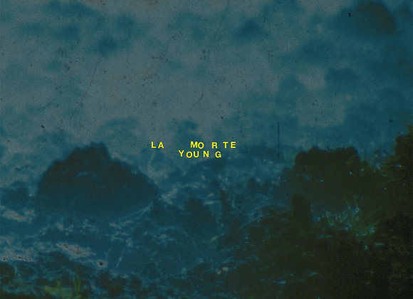 La Morte Young  I  A Quiet - Earthquake Style LP