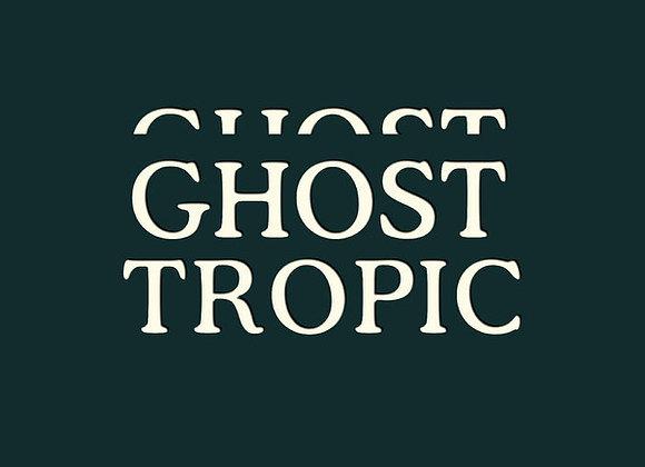 Brecht Ameel  I  Ghost Tropic LP