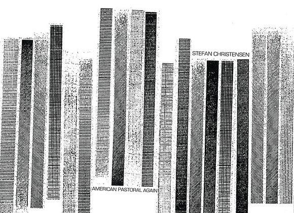 """Stefan Christensen  I  American Pastoral Again 12""""EP"""