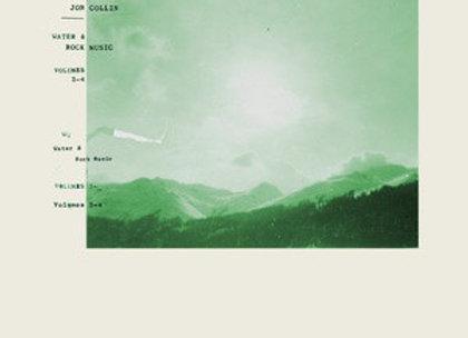 Jon Collin I Water And Rock Music Volume 3-4 LP