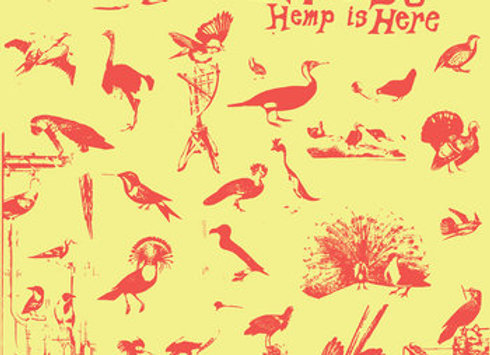 Leven Signs I Hemp Is Here LP