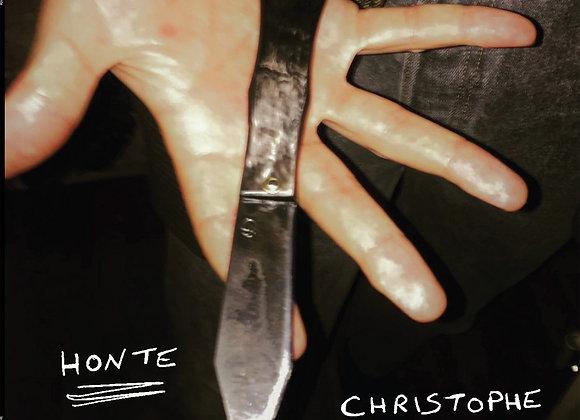 Christophe Clébard  I  Honte LP