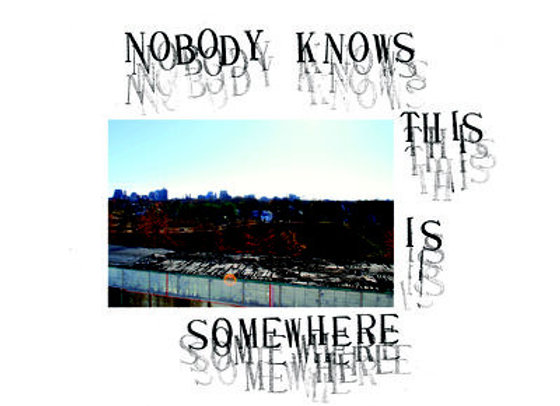 Various: Nobody Knows (Christensen, Headroom...)  I  LP