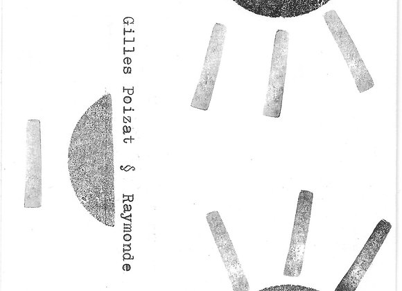 Raymonde & Gilles Poizat I Split cass.