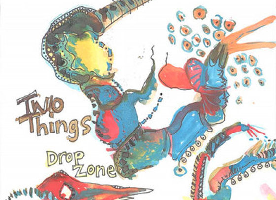 """Drop Zone I Two Things 7"""" Lathe"""