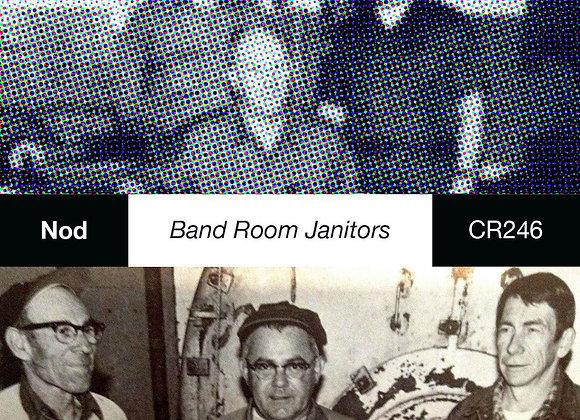 Nod I Band Room Janitors Cass.