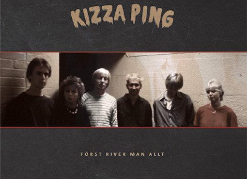 Kizza Ping  I  Först River Man Allt LP