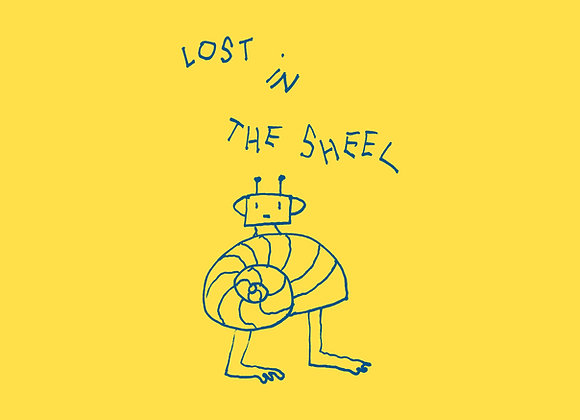 Aymeric De Tapol I Lost In The Shell LP