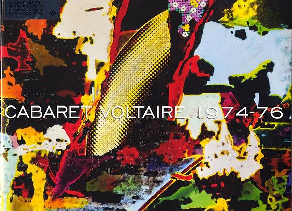 Cabaret Voltaire  I  1974-76  2LP