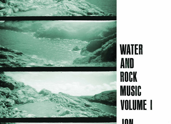 Jon Collin I Water And Rock Music Volume 1 LP