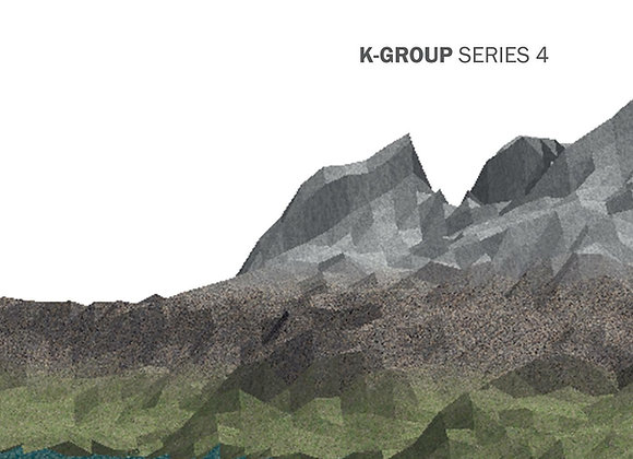 K-Group  I  Series 4 Limited Edition LP+ Mcdr